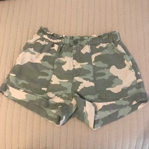 Aerie camp shorts size small